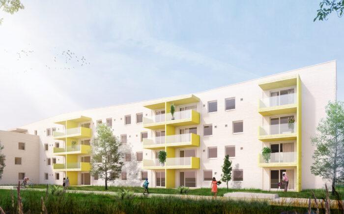 Immobilie von BRW in Jandlstraße 5, 4614 Marchtrenk, Österreich